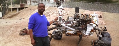 Reading Rainbow: The Mars Curiosity Rover & Life On Mars